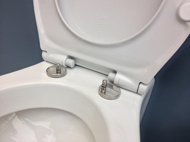 HATRIA LE FIABE WC ülőke gyorsrögzítéssel