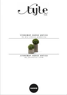 [RAGNO STONEWAY BARGE ANTICA katalógus 2013, PDF, 1.76MB, 23 oldal]