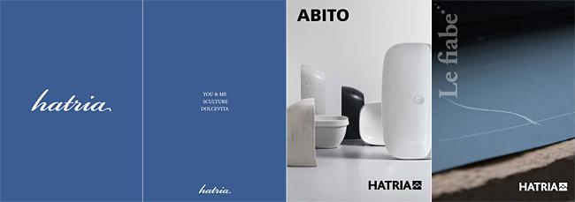 HATRIA 2014 MASTER, Klasszikusok, ABITO és LE FIABE katalógusok