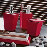 Kyoto Colour fürdőszobai szett (rossa)
